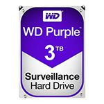 HDD 3TB SATA3 PURPLE WESTERN DIGITAL