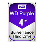 HDD 4TB SATA3 64MB PURPLE WESTERN DIGITAL