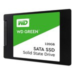 SSD 120GB SATA3 6GBS WD GREEN