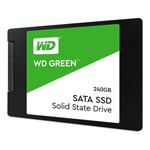 SSD 240GB SATA3 6GBS WD GREEN