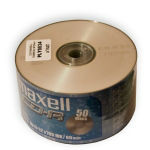 CD-R MAXELL 700MB 52X SPINDLE 50