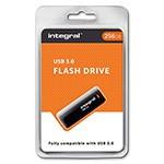 FLASH DRIVE 256GB USB 3.0 INTEGRAL