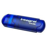 FLASH DRIVE 64GB EVO INTEGRAL