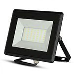 REFLECTOR LED SMD 30W 4000K IP65 NEGRU