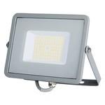 REFLECTOR LED SMD SLIM 50W 120LM/W 6400K IP65 GRI, CIP SAMSUNG
