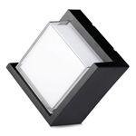 LAMPA LED 12W IP65 4000K ALB NEUTRU - NEGRU