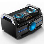 SOUND BOX 60W RMS USB/SD/BT/FM/AUX ILUMINAT LED
