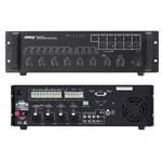 MIXER CU AMPLIFICARE 100V 240W 5 ZONE USB + SIRENA