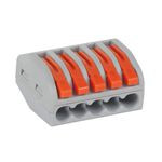 CONECTOR UNIVERSAL 5 X (0.75-2.5MM)